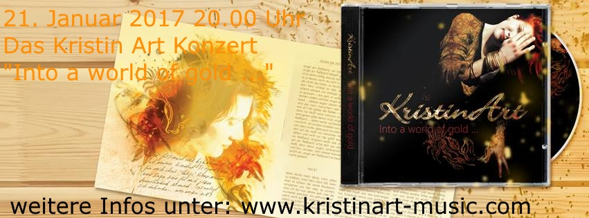 Kristin Art Konzert Cover-2