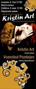 Krisin Art Narva concert